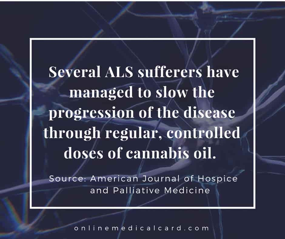 ALS Sufferers