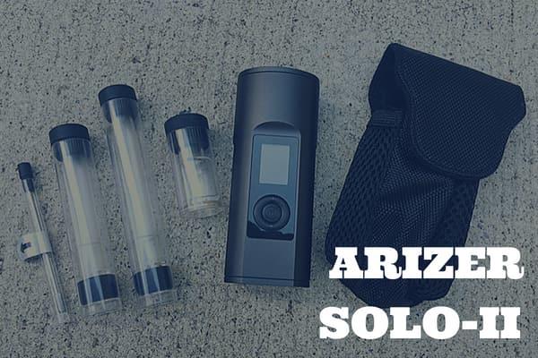 Arizer SOLO-II Vaporizer