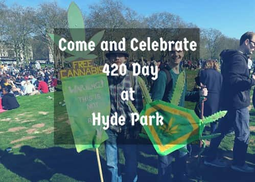 420 Day Event