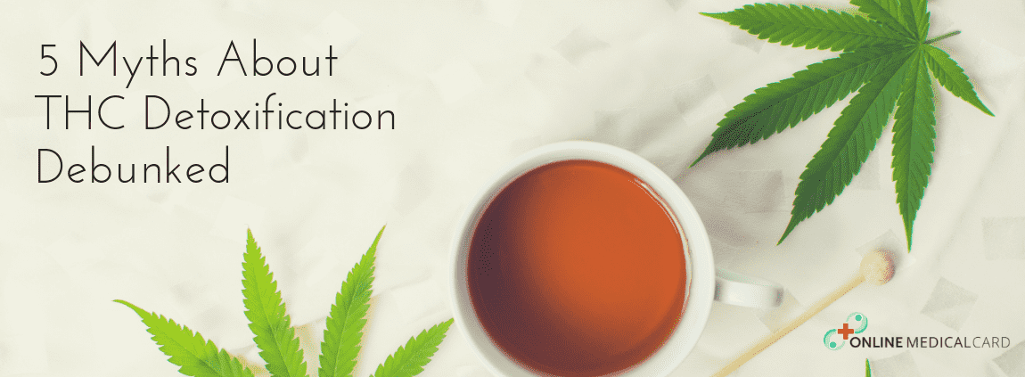 5 Myths About THC Detoxification Debunked