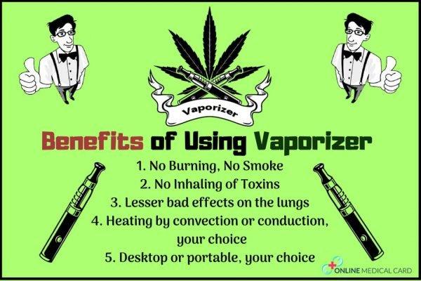 Benefits of Using A Vaporizer