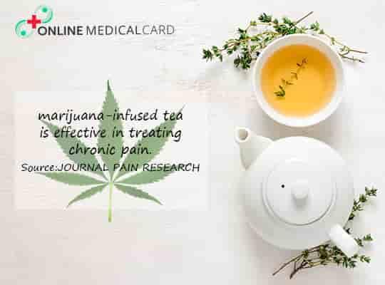Cannabis-Infused Tea