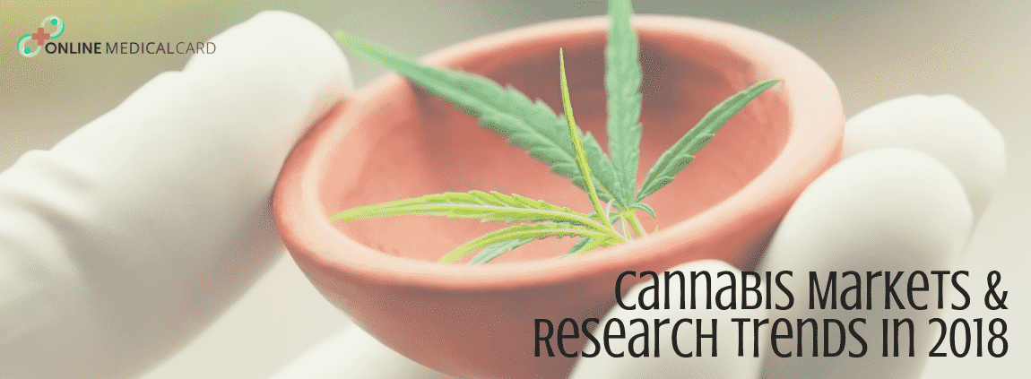 Cannabis Market and Research Trends of 2018