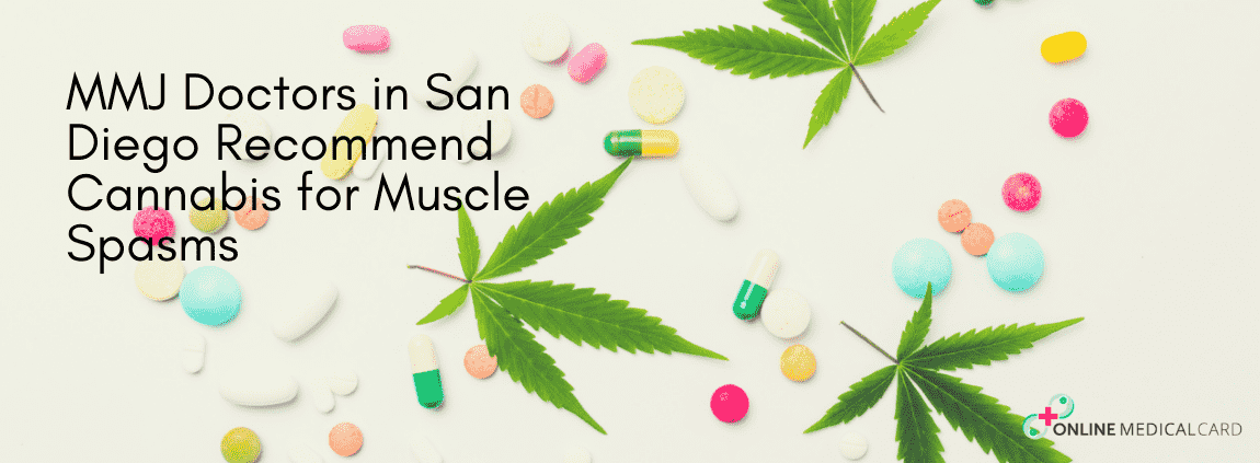 Cannabis for Muscle Spasms