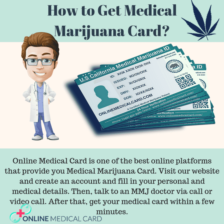 How to get a medical card