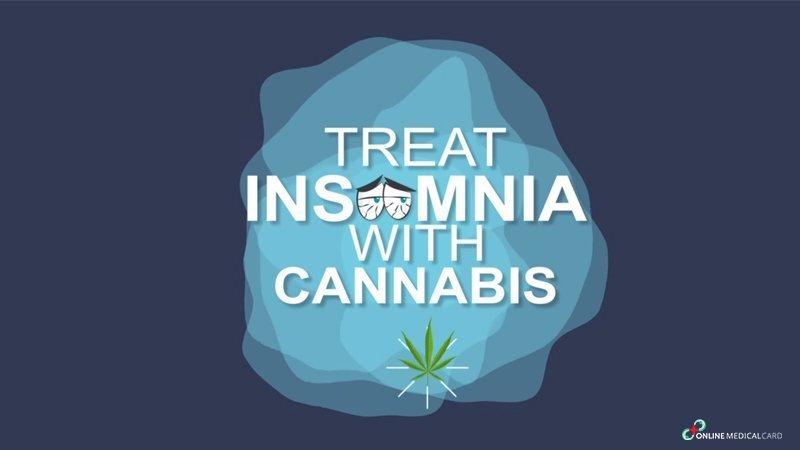 Treat Insomnia With Cannabis