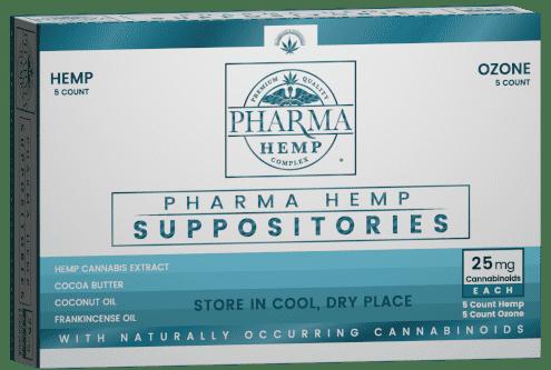 Pharma Hemp Suppositories