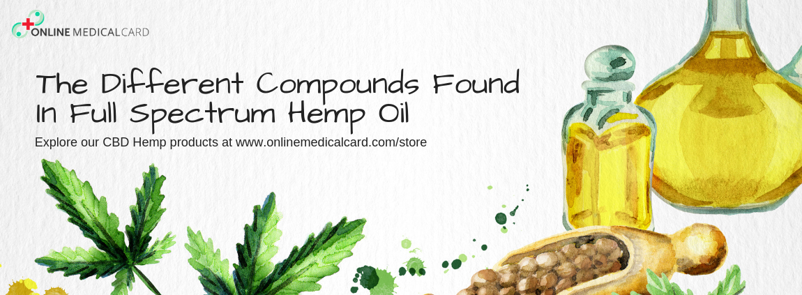 The-Different-Compounds-Found-In-Full-Spectrum-Hemp-Oil
