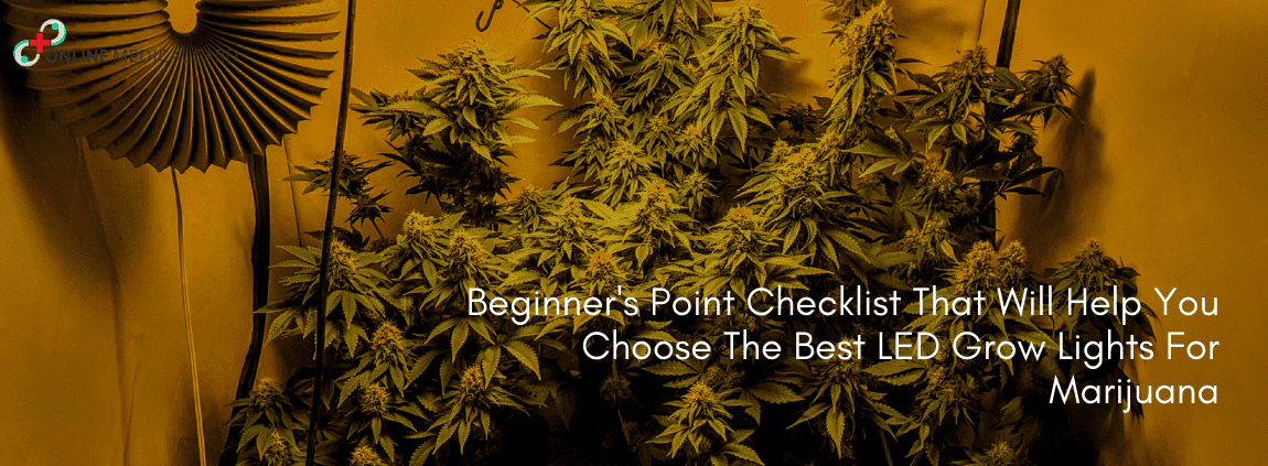 What are the best LED grow lights for marijuana