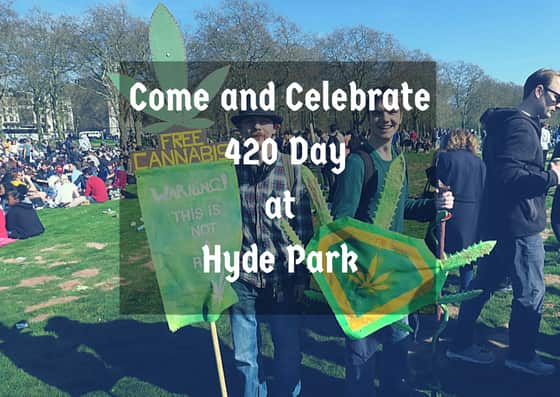 Marijuana Day - Hyde Park