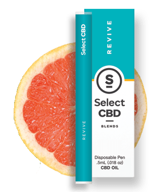 CBD Focus Revive Lemon CBD Vape Pen
