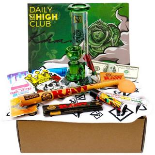 420 Doctor Recommended Cannabis Subscription Boxes