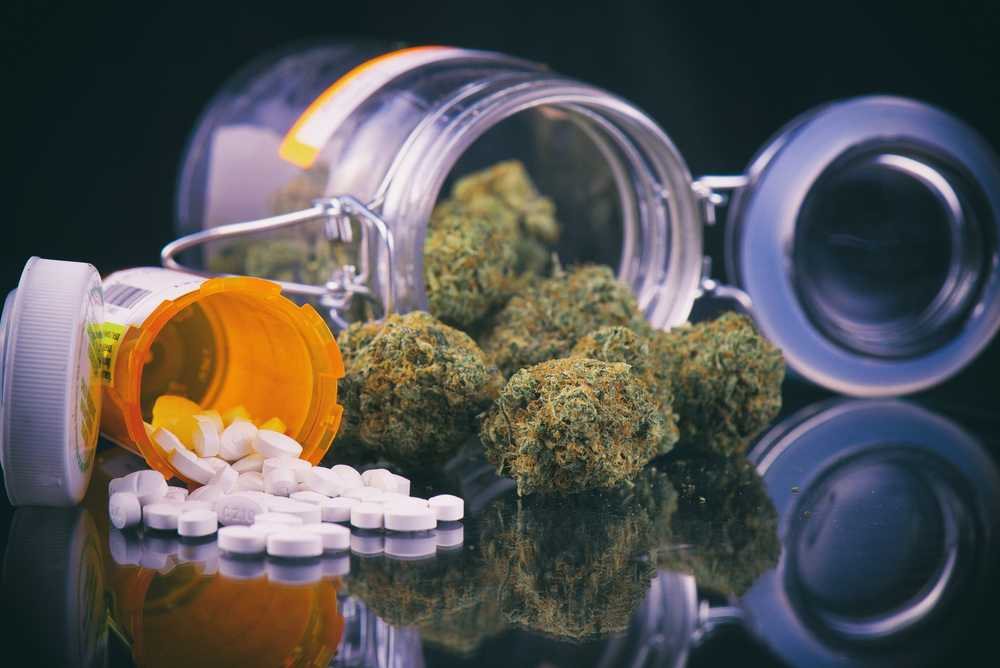 Is cannabis better than prescription medication