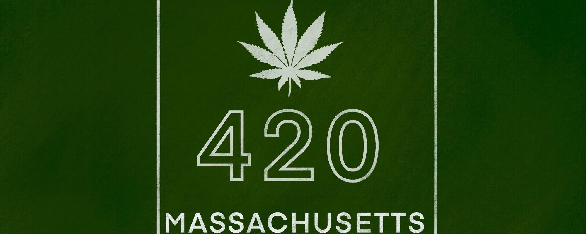 Massachusetts 420 card